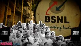 BSNL: No Wages in 10 months