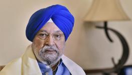 Civil Aviation Minister Hardeep Singh Puri's remarks on Air India.