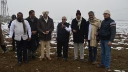 'Declare Heavy Snowfall in Kashmir