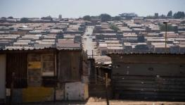 South Africa shack dwellers' leader arrested