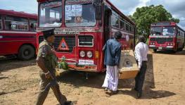 Sri Lanka Elections Muslim Voters Bus Convoy Attacked