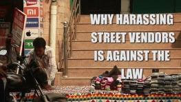 Despite Law, Street Vendors