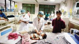 UP: Despite Vaccination Children Lost to Encephalitis, Say Parents