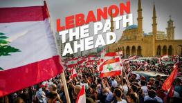 Lebanon Peoples Protest