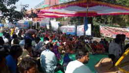 Narmada Bachao Andolan Protest Enters 4th Day
