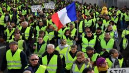 Yellow Vests plan future