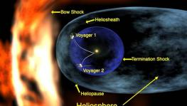 Voyager 2 Enters Interstellar Space 40 Years After Launch