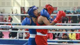 MC Mary Kom vs Nikhat Zareen Indian boxing trial bout