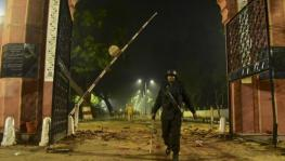 Dozens of AMU Students Missing After Police Crackdown