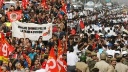 Indian and French Unions