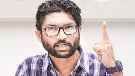 MLA Jignesh Mevani Suspended from 3-day Assembly Session