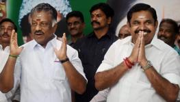 Chief Minister Edappadi K Palaniswami and his deputy O Panneerselvam
