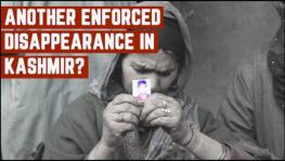 Missing Kashmiri Teenager Picked