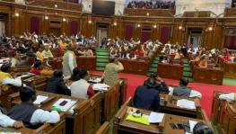 Over 150 BJP MLAs Sit on Dharna in UP Assembly Against Own Party