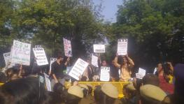'End Rape Culture': Activists Protest