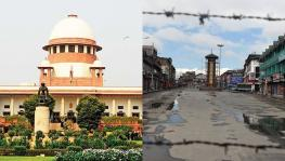 Supreme Court on Kashmir Lockdown