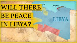 Libya Peace Talks