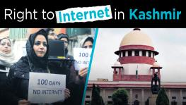 Indefinite Shutdown in J&K Is Abuse of Power: SC