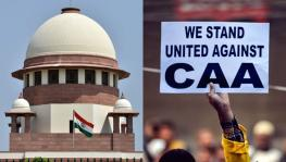 Supreme Court hearing on CAA-NRC pleas