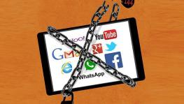 Social Media Restriction in Kashmir