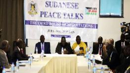 Sudan peace talks