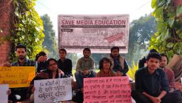 IIMC Students Begin Indefinite Hunger Strike