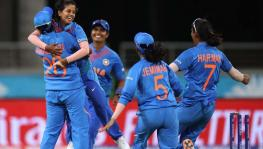 India vs Bangladesh ICC Women´s T20 World Cup match
