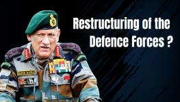 Restructuring of Defence