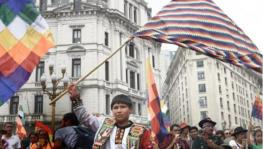 Bolivia: An Election In The Midst