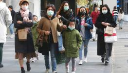 Coronavirus: Wuhan Partially Lifts Curbs on People's Movement