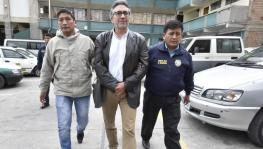 MAS assembly member, Gustavo Torrico, was arrested by the Bolivian police on February 6 when he was leaving his home for work.