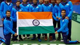 Indian Davis Cup squad for the World Group qualifier tie against Croatia in Zagreb