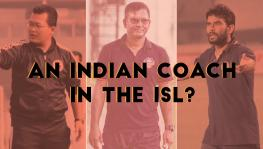 Indian football coaches in ISL