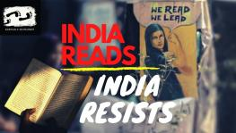 India Reads at Shaheen bagh