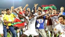 Mohun Bagan, champions of the 2019-20 I-League football season