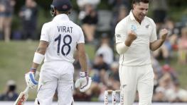 New Zealand vs India Virat Kohli post Test series comments