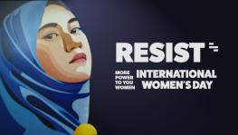 Women Are Becoming the Face of Resistance