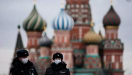 Moscow Goes into Lockdown After People Fail to Heed Self-Isolation Call