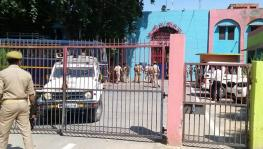 Agra jail where many Kashmiri detainees have been kept