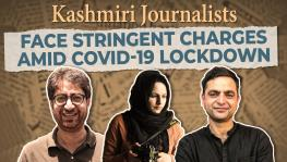 Kashmiri Journalist