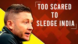 Former Australia cricket skipper Michael Clarke on sledging and the IPL factor