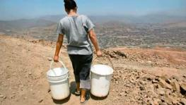 Peru fights COVID-19 outbreak while struggling with water crisis