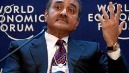 All India Football Federation president Praful Patel