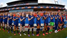 US women national soccer team