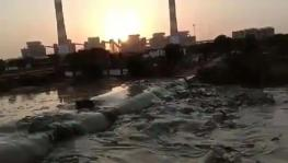 2 Dead, 4 Missing as Dyke of Reliance's Sasan Power Plant in Singaruali Develops Breach