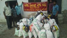 CITU Relief Work