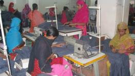 Garment workers in Bangladesh