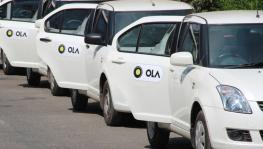 Ola to Lay Off 1,400 Employees
