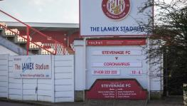The Lamex Stadium, Stevenage