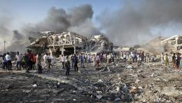Doing by Bombing Somalia
